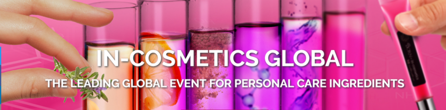 IN-COSMETICS 2019 PARIS